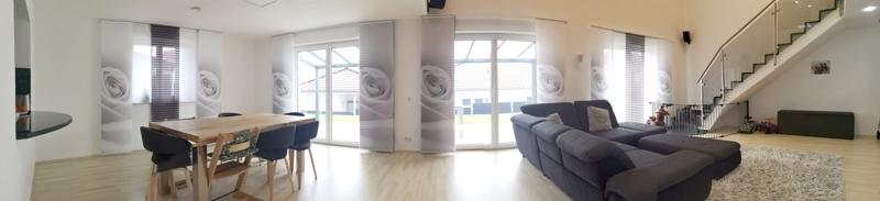 knapp 50m² Wohnbereich im Überblick