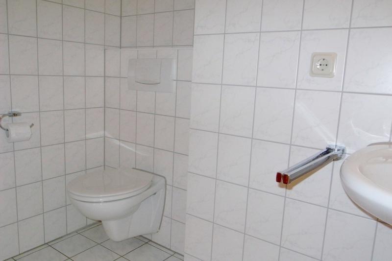 WC-Bereich Bad