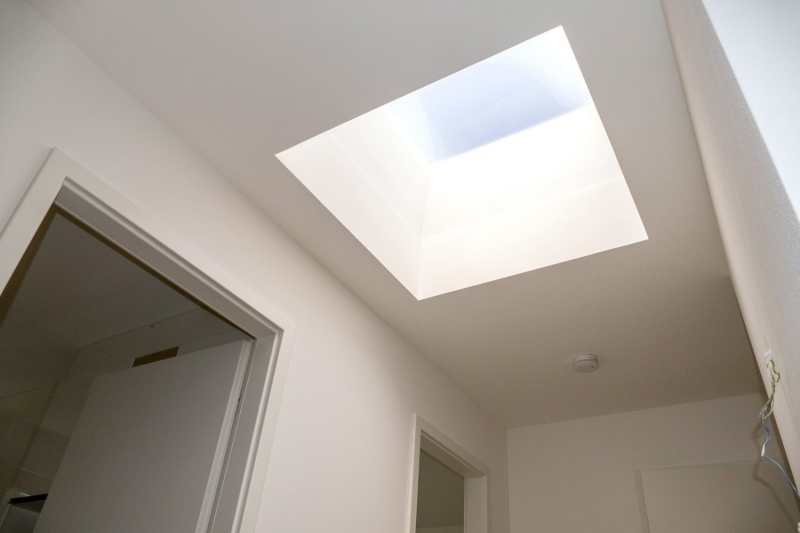 Lichtquelle von oben