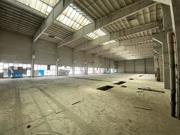 Halle während der Sanierung 3