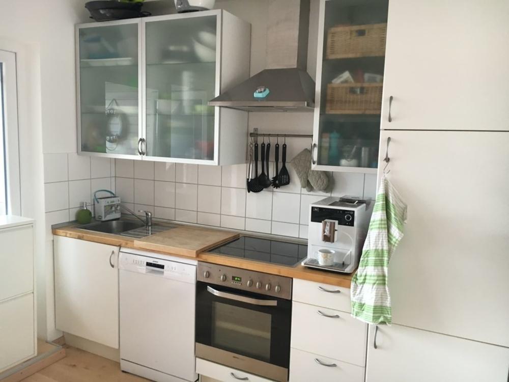 Küche-Maisonette