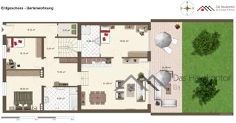 EG + 300 m2 Garten
