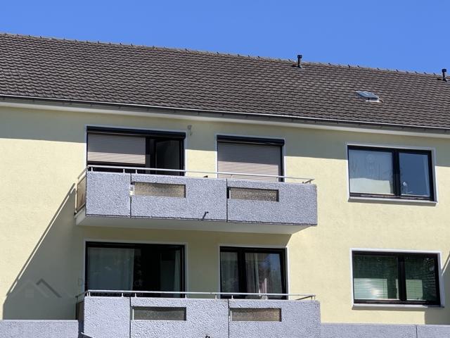 Balkon zur Sonnenseite