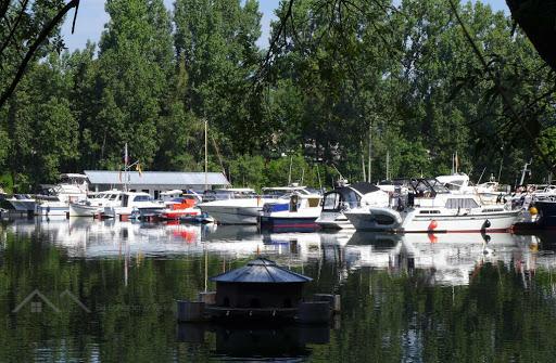 Yacht Hafen Mondorf
