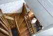 Treppenhaus DG zum Spitzboden