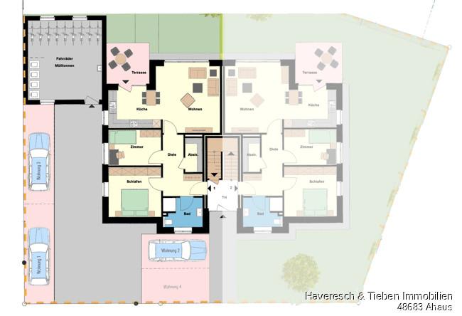Erdgeschoss Whg 1