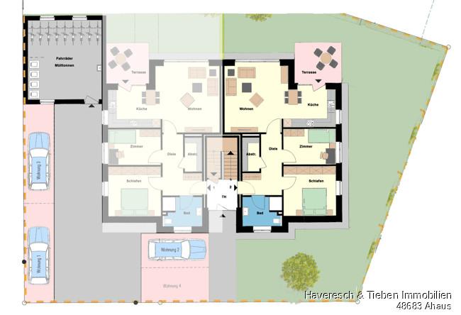 Erdgeschoss Whg 2