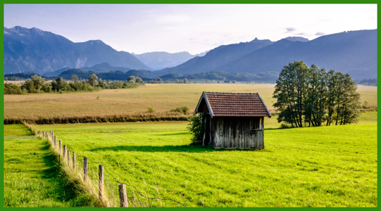 Landwirtschaftsfläche gesucht