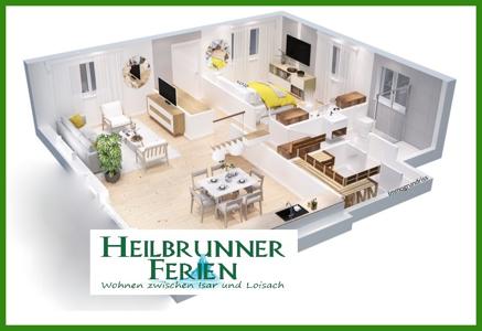 Grundriss (Obergeschoss und Galerie!)