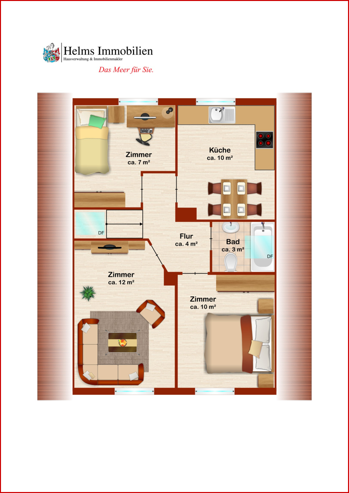 Wohnung 2 OG