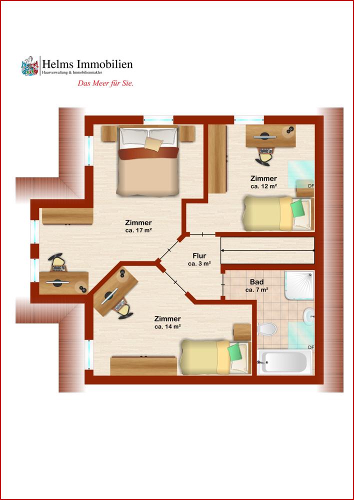 Wohnung 3 OG