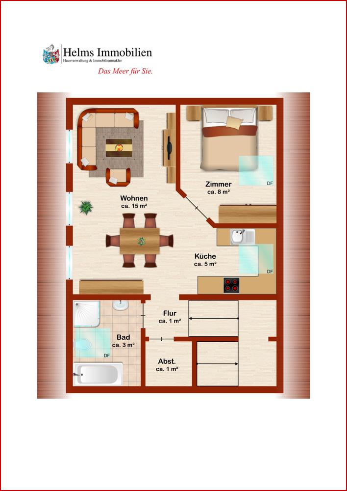 Wohnung 4 OG