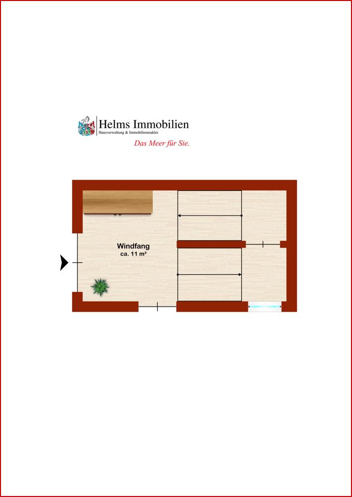 Wohnung 4 Windfang
