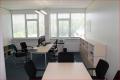 Büro mit Besprechnungstisch