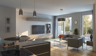 Beispiel Wohnung EG