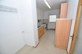 Küche mit Vorraum