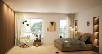 Schlafzimmer OG Beispiel