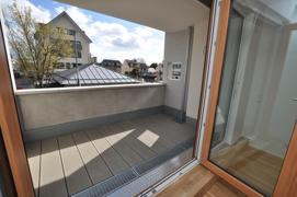 Der überdachte Balkon 2