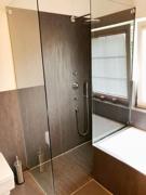 Badezimmer 1 im Obergeschoß (Ansicht 2)