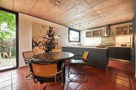 Der Küchen und Essbereich