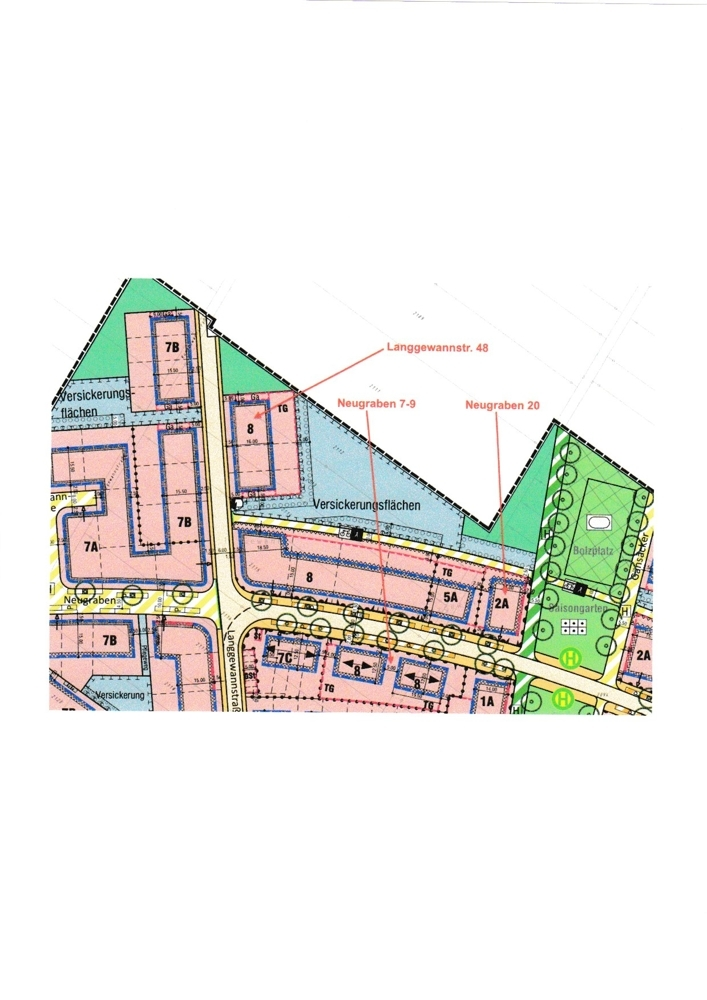 Exposé Neugraben 20 002 Lageplan