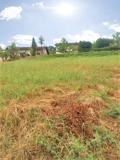 Grundstück am Hang