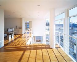 Bürofläche im Obergeschoss