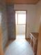 Gäste-WC und Gaderobenbereich