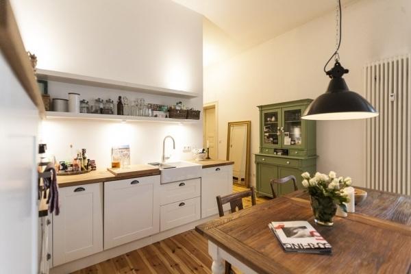 Küchenbereich / kitchen area