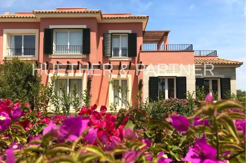 Terrassen-Wohnung