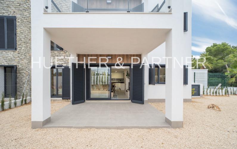 18 m2 Terrasse