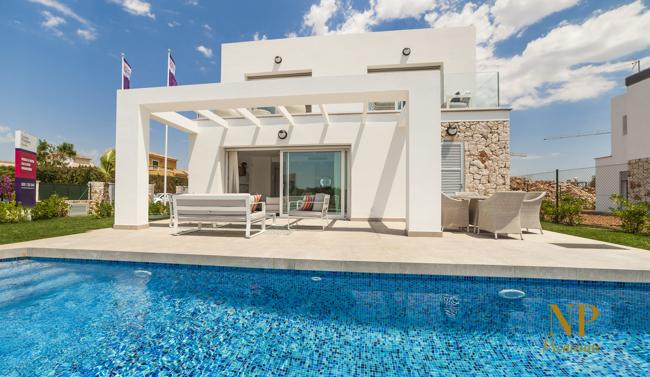 A3_Las Villas de Dalt de Sa Rapita_CHALET with pool Tipo 01-03_B7K2800