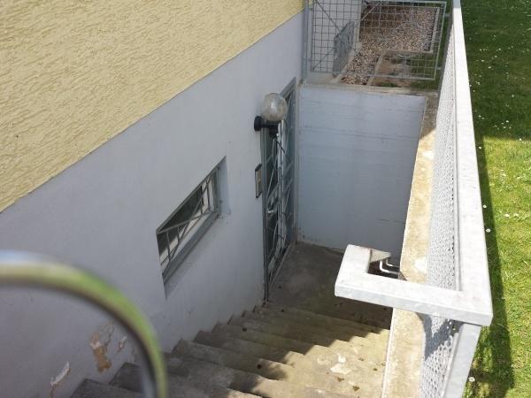 Zugang von außen