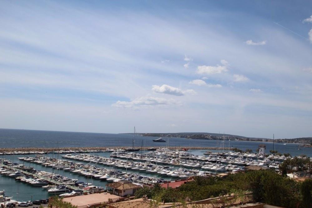 Hafen Puerto Portals