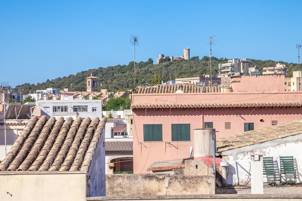 Panorama Burg Bellver
