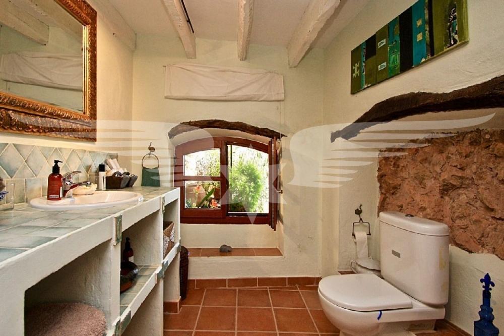 Badezimmer Gästehaus