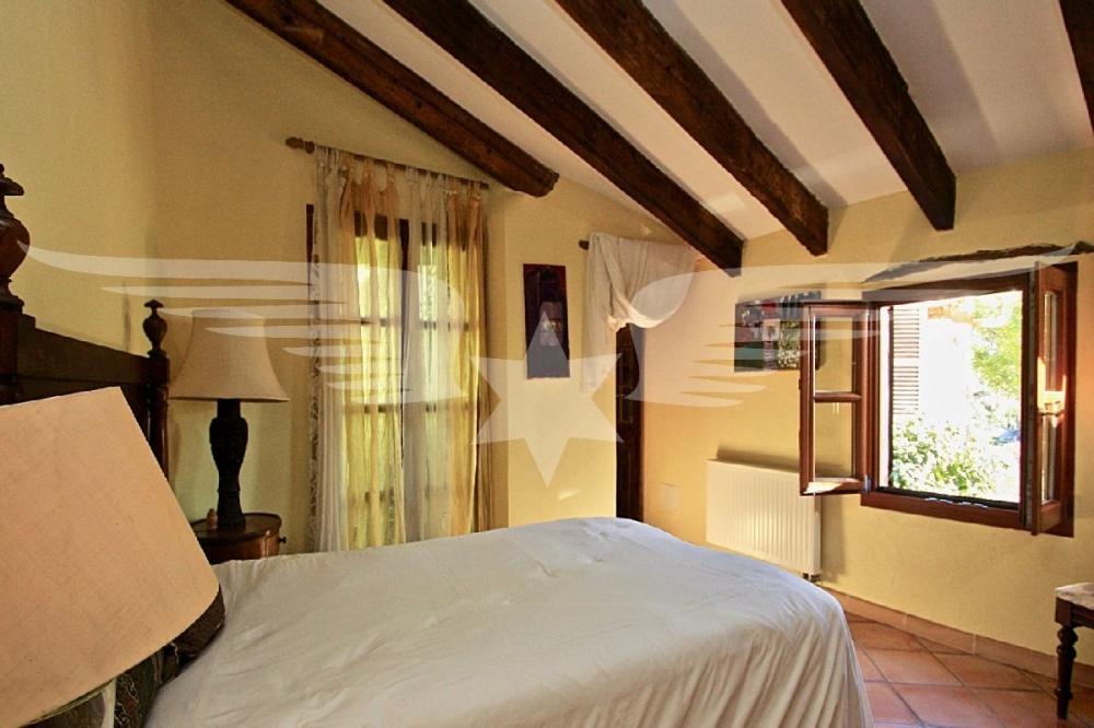 Schlafzimmer Gästehaus