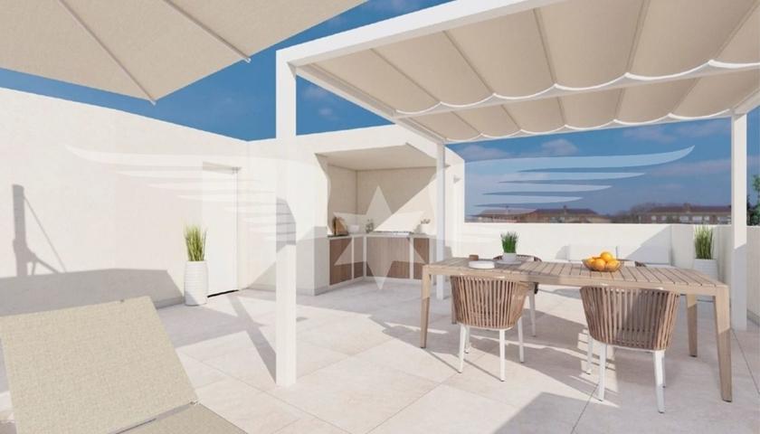 Terrassenbeispiel Penthouse