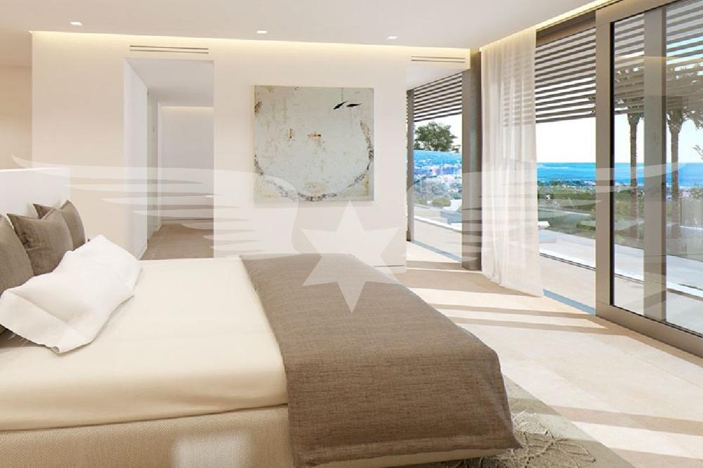 Visualisierter Master-BedroomVisualisierter Master-Bedroom
