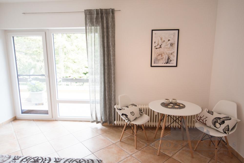 Wohnzimmer mit Eßecke