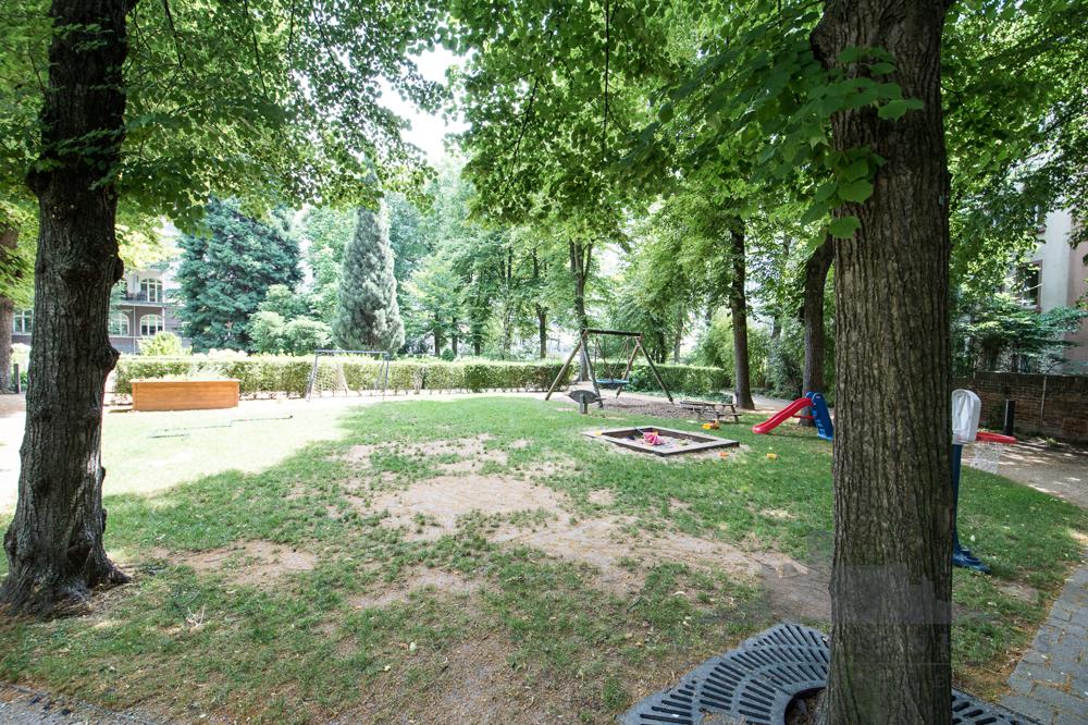 privater Spielplatz