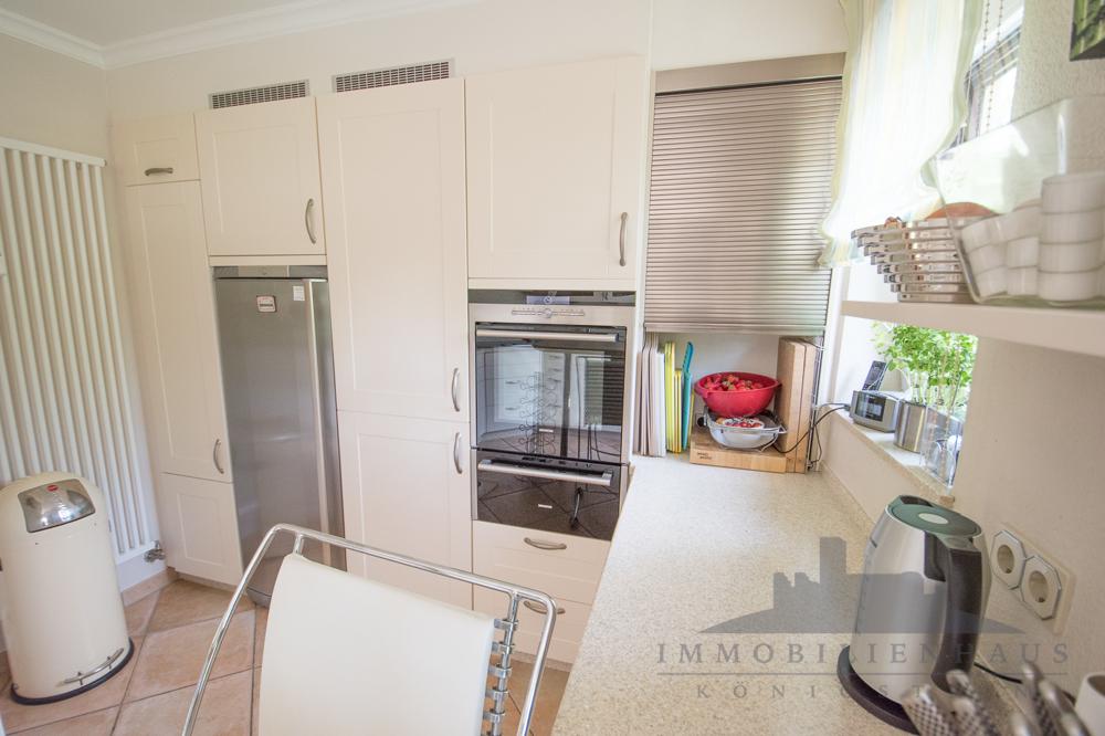 Wohnung 1: Küche