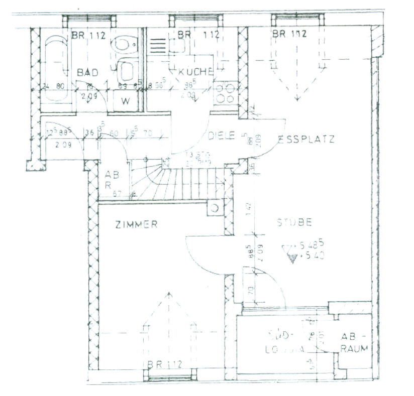 Grundriss Ebene 1 web