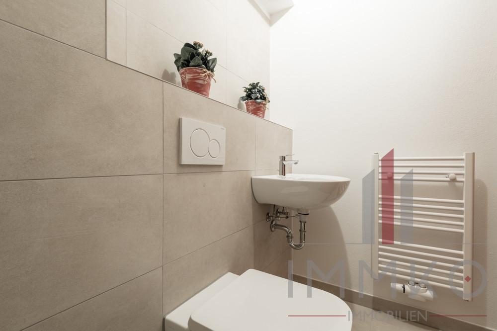 Duschbad - alles neu