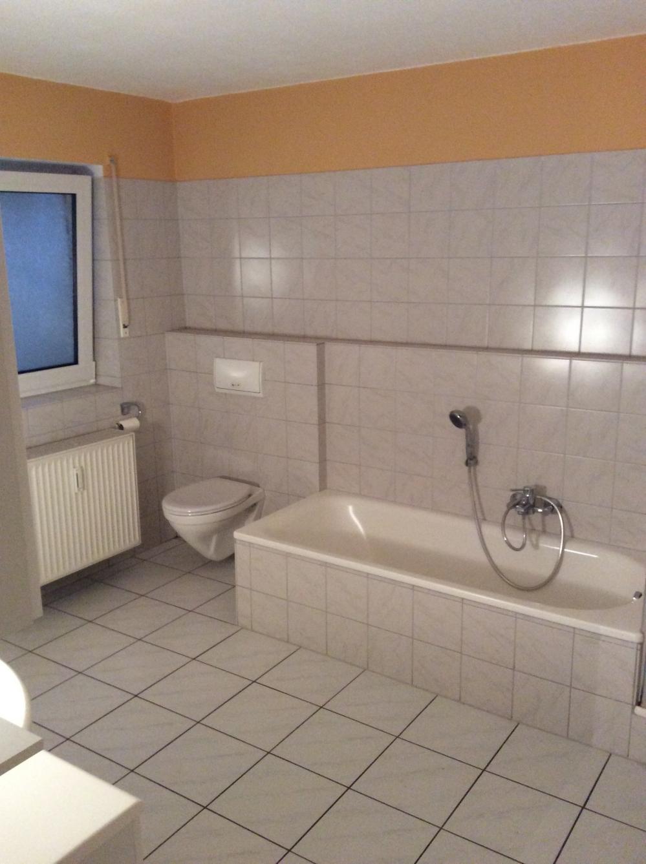 2 ZKB, WC + Terrasse Maisonette EG