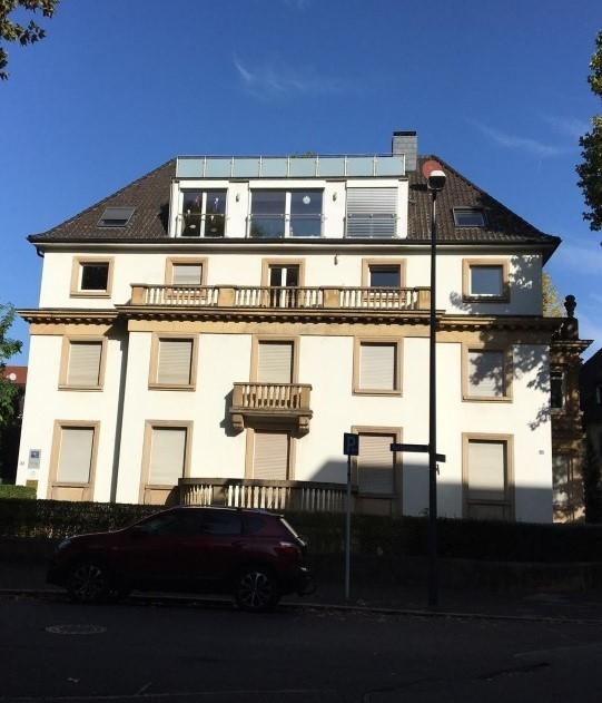 Altbau Villa in LU Musikerviertel (1)