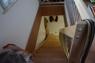 Treppe zum Lager