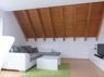 Wohn-Esszimmer 1. Dachgeschoss