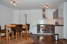 offener Küchen- Essbereich