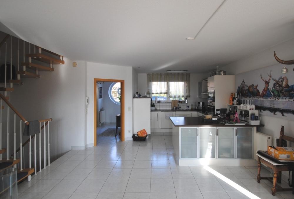 Küche-Esszimmer